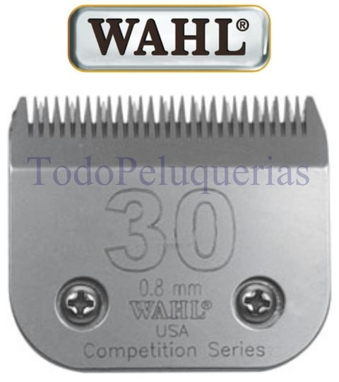 Cuchilla Wahl 30 Compatible Con Andis Oster Moser Gts Perros