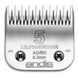 Cuchilla Marca ANDIS N° 5 Compatible Con Oster Wahl Moser Gts Oveja Negra * EEUU (copia)