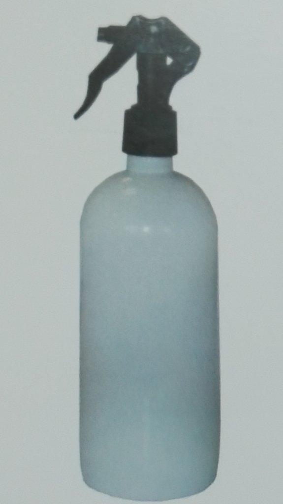Rociador / Vaporizador / Pulverizadorplástico Blanco de 500 cc. Marca EUROSTIL Modelo 52494
