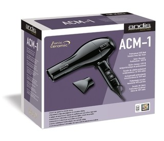 Secador Profesional Marca ANDIS Modelo ACM-1 Ceramic Ionic 1875 Watts