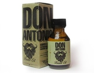 ACEITE PARA BARBA THE LUMBERJACK Marca DON ANTONIO por 15ml.* Barbero