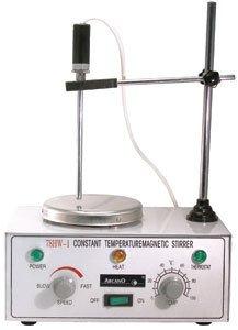 """Agitador magnético marca """"Arcano"""" con calefacción y sonda de contacto"""