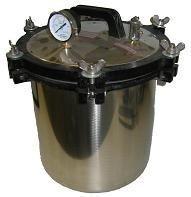 Autoclave Marca ARCANO Modelo 6381 de 16 litros eléctrica