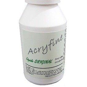 Monomero Para Uñas Acrilicas Marca Acrilab Linea Acryfine por 100 ml.