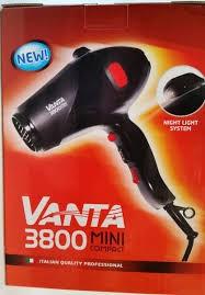 Secador Profesional Marca VANTA Modelo 3800 Minicompac - tienda online ... cf0a583a63ca