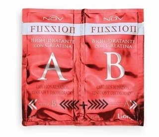 Fussion A+B+S Marca NOV Biohidratante Con Creatina por 30ml.