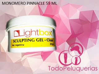 GEL DE CONSTRUCCION ULTRA WHITE MARCA LIGHTBOX POR 20 Grs.