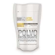 POLVO DECOLORANTE MARCA ISSUE CLASIC ACTIVE por 700 grs (ENVASE AMARILLO)