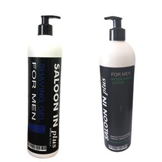 AFTER SHAVE para despues de Afeitar Marca SALOON IN por 1000 ml