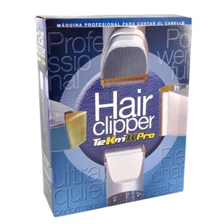 Cortadora Inhalambrica Marca Teknikpro Hair Clipper Ceramica en internet