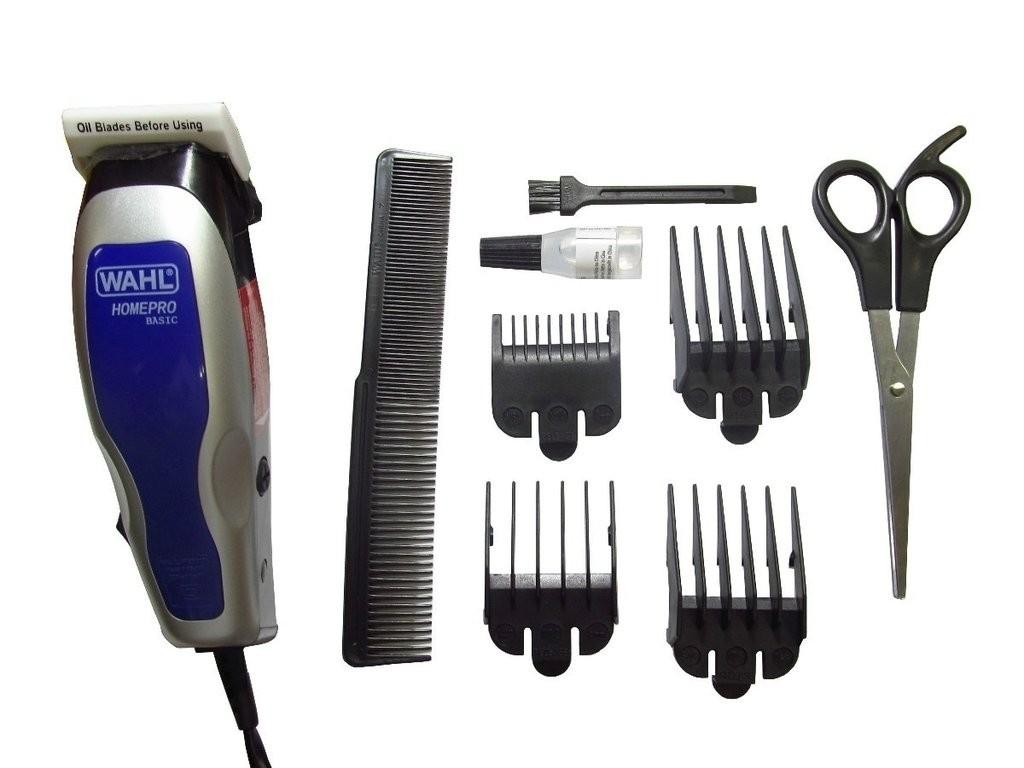 Cortadora Marca Wahl Modelo Home Cut Basic 10 piezas + Tijera + Accesorrios  en internet ... 59be613c3fd4