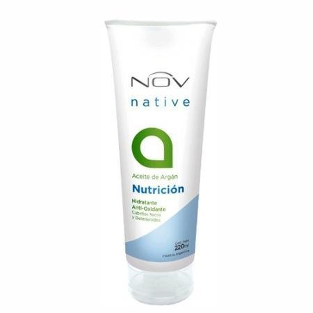 Ba o de crema nutricion marca nov de argan keratina - Bano de keratina ...
