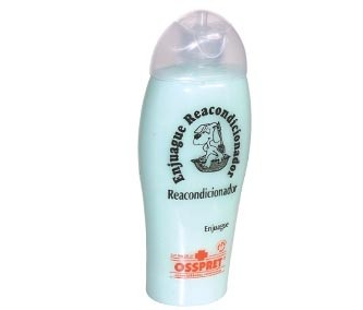 ENJUAGUE marca OSSPRET Reacondicionador Mayor Volumen Por 250 Cc