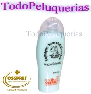 ENJUAGUE marca OSSPRET Reacondicionador MAYOR VOLUMEN Por 1000 ml. en internet