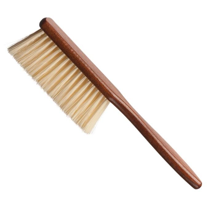 Quita pelo / Brocha con mango de madera / Sacapeluza Modelo 50595 * Barberia
