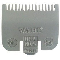 Peine Guia Marca WAHL Nº 1/2 (1,5 mm) Compatible Con SUPER TAPER, COLOUR PRO, HOME PRO y otras