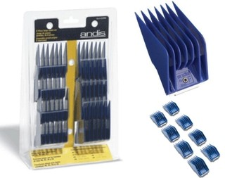 Set 8 Peines Guia Universal Marca Andis Compatible Oster Wahl Gts - 12990 en internet