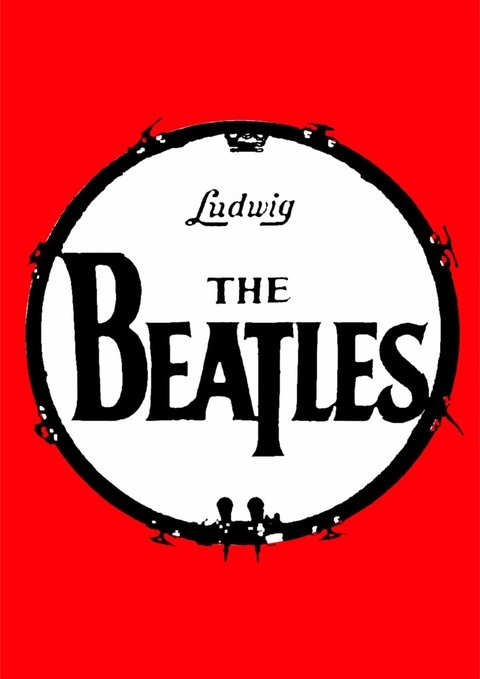 THE BEATLES DRUM - loja online