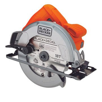 Sierra circular Black&Decker CS1004