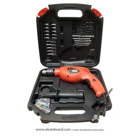 TALADRO BLACK & DECKER HD500K50