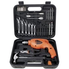Taladro Black & Decker HD455KA