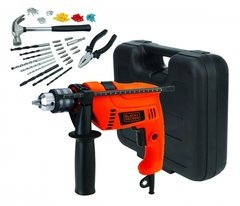 Taladro Black & Decker HD555K88