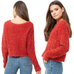 SWEATER CON PELITOS GOLD - comprar online
