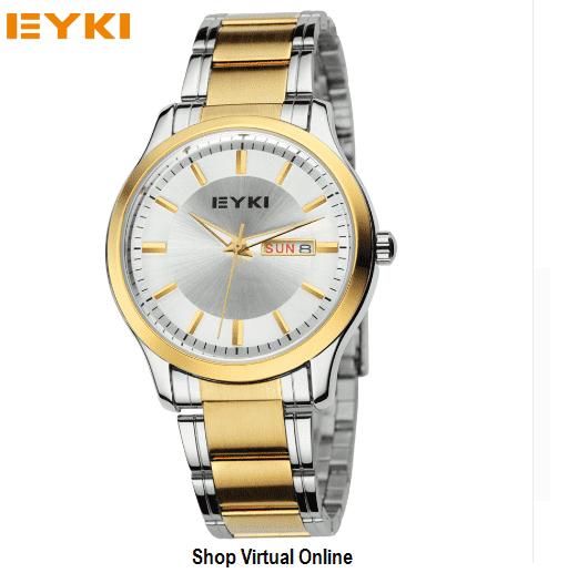 3df00ca8413 Relógio Masculino Importado De Pulseira De Aço