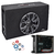 "Combo Subwoofer Audiopipe 8"" TXX + Soundigital + Cables - comprar online"