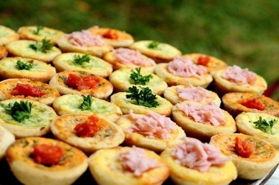 Mini Quiches - comprar online