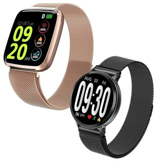 Kit: Smartwatch S7 Square + Smartwatch S8 Prime