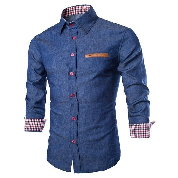 Camisa Jeans Style