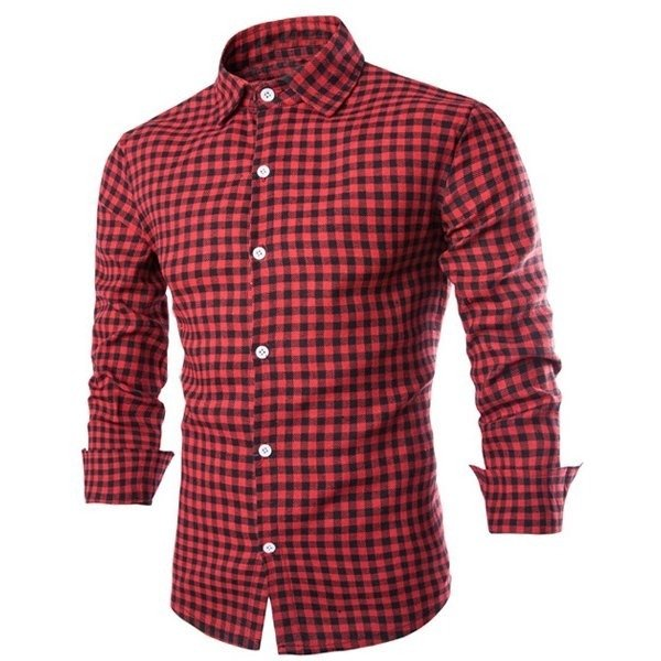 Camisa Casual Square