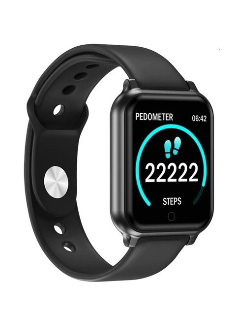 Smartwatch Relógio Inteligente Hero Band B58 Preto