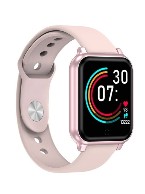 Smartwatch Relógio Inteligente Hero Band B58 Rosa