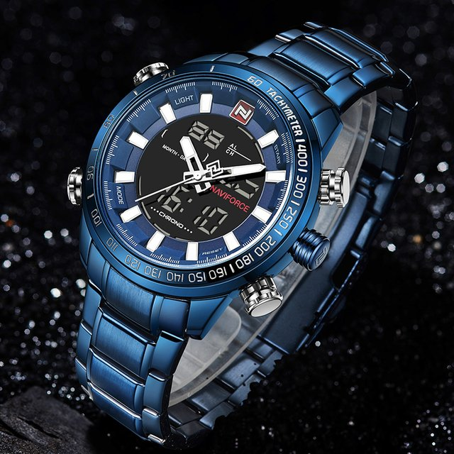 Relógio Naviforce Sport Watch - Trend Boys