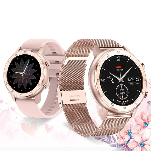 Smartwatch DT89 IP68 Relógio Inteligente - 43mm