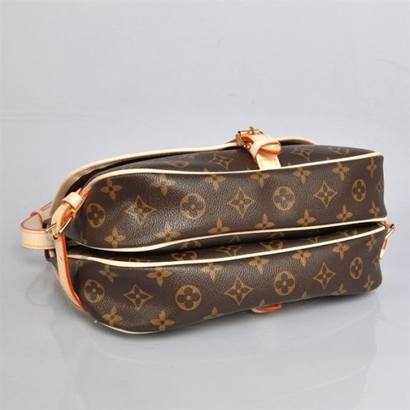 Bolsa Louis Vuitton Monogram Canvas Saumur MM - Linha Premium na internet