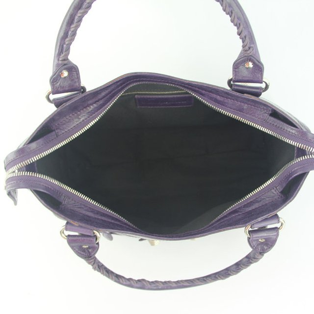 Imagem do Bolsa Balenciaga Classic City Purple/Silver