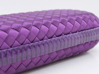 Bolsa Bottega Veneta Clutch Purple na internet