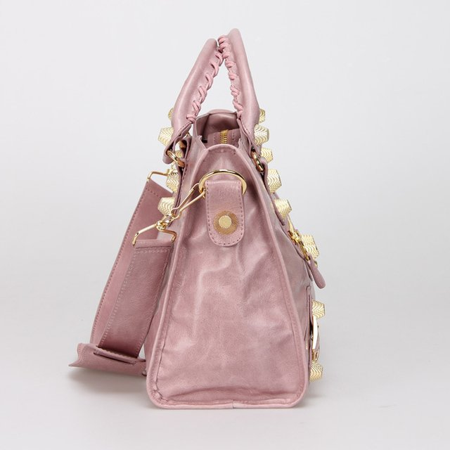 Imagem do Bolsa Balenciaga Classic City Lake Pink/Gold