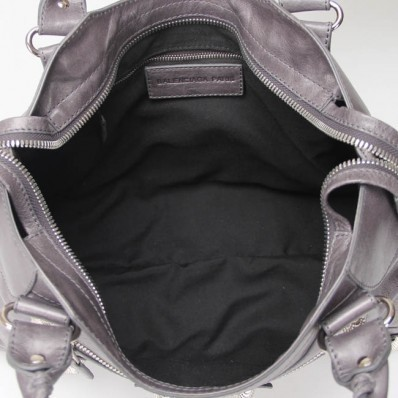 Imagem do Bolsa Balenciaga Classic City Lake Grey/Silver