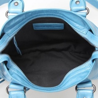 Imagem do Bolsa Balenciaga Classic Mini City Blue