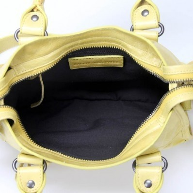 Imagem do Bolsa Balenciaga Classic Mini City Yellow