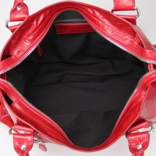 Imagem do Bolsa Balenciaga Classic City Lake Red/Silver