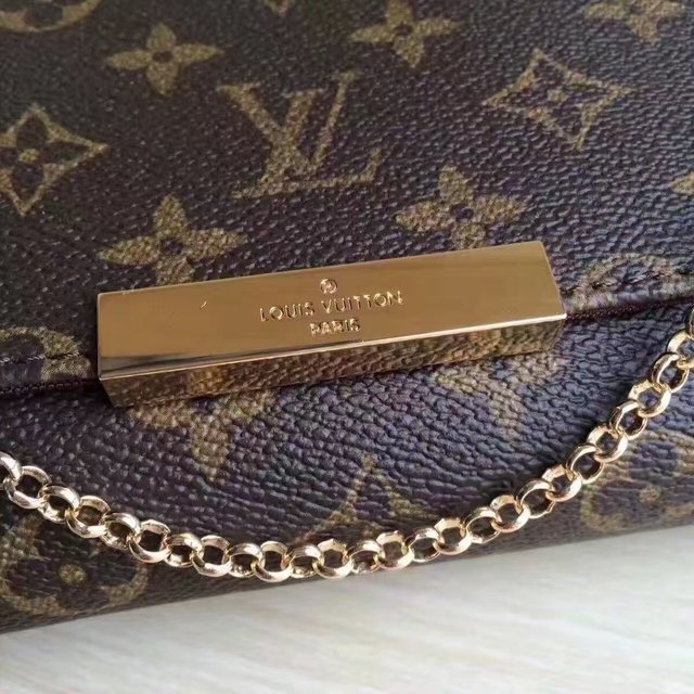 Bolsa Louis Vuitton Monogram Canvas Favorite MM na internet