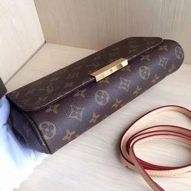 Bolsa Louis Vuitton Monogram Canvas Favorite MM - loja online