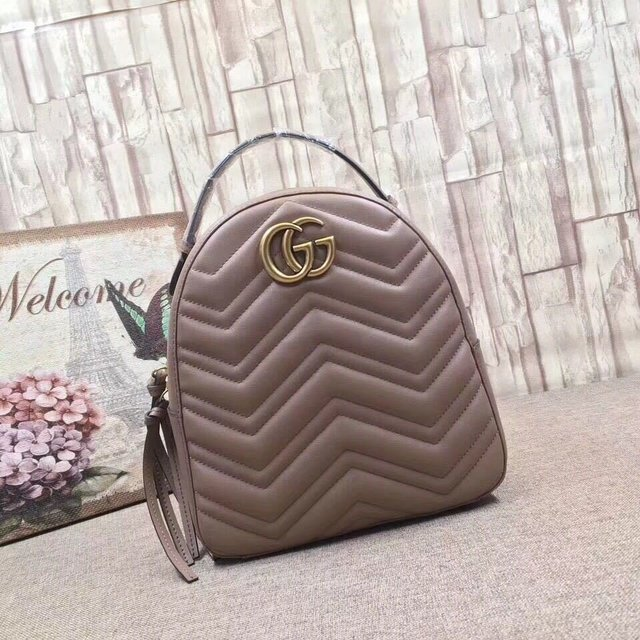 RÉPLICA MOCHILA MARMONT QUILTED NUDE ITALIANA - comprar online