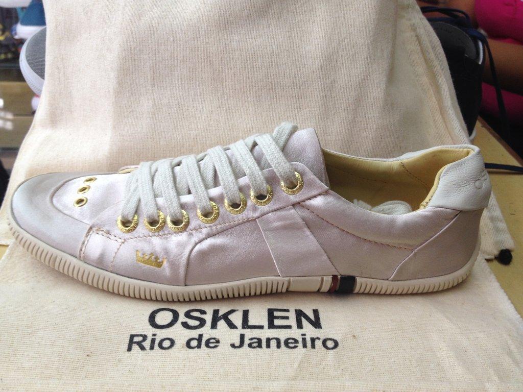 31eca8c5d Compre Tênis Osklen Riva Feminino Cetim