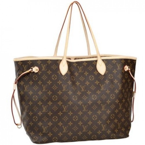Bolsa Louis Vuitton Neverfull Canvas Monogram MM - comprar online
